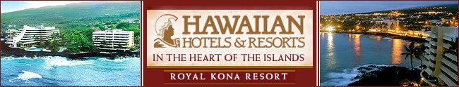 Royal Kona Resort US - Honeymoon Destination