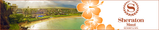 Sheraton Maui Honeymoon Registry