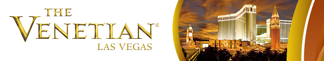 The Venetian Las Vegas Honeymoon Registry
