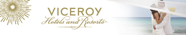 Viceroy Honeymoon Registry