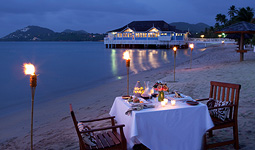 Sandals St. Lucia Registry