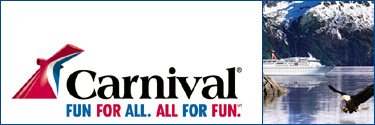 Carnival Cruise Alaska Honeymoon Registry
