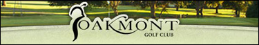 Oakmont Golf Club Honeymoon Registry