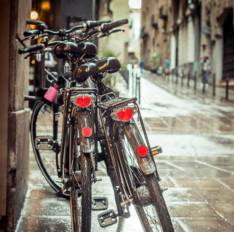 Weekly Bike Rentals for 2