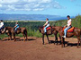 Hawaii Polo Trail Rides - Guided Horseback Ride