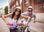 A Honeymoon Bike Ride