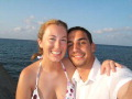 The first time we visited Cozumel! Can