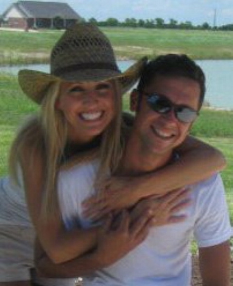 Chelsea Paschall and David Legate Jr.'s Honeymoon Registry
