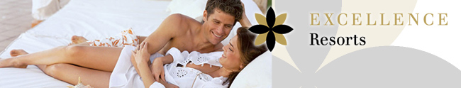 Excellence Punta Cana Honeymoon Registry