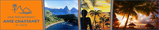 Anse Chastanet Resort St. Lucia - Honeymoon Destination