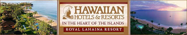 Royal Lahaina Resort US - Honeymoon Destination