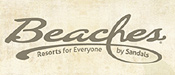 Beaches honeymoon registry
