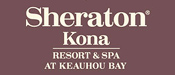 The Sheraton Kona Resort and Spa honeymoon registry