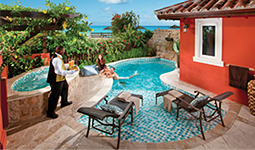Sandals Antigua Wedding and Honeymoon Registry