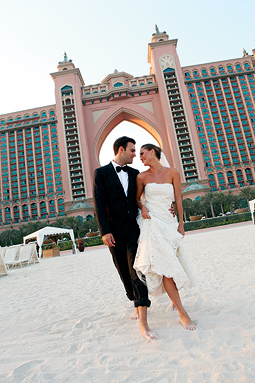 Wedding at Atlantis The Palm Dubai