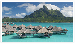 The St. Regis Bora Bora Resort Honeymoon Registry