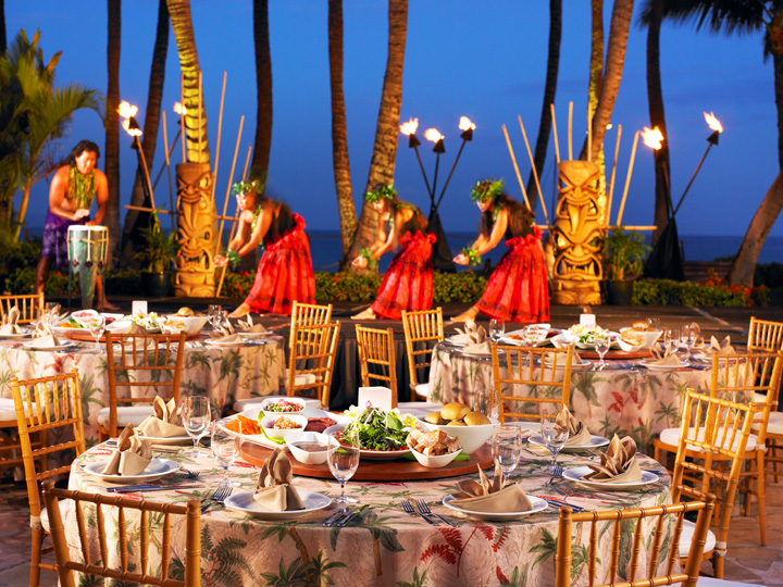 Wailele Luau - Premium Seating for One