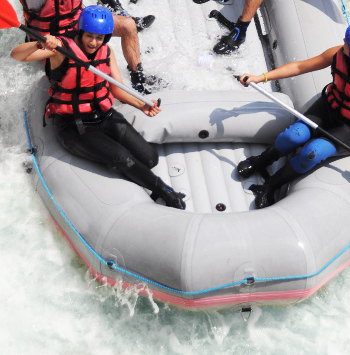 Savegre River Rafting Tour
