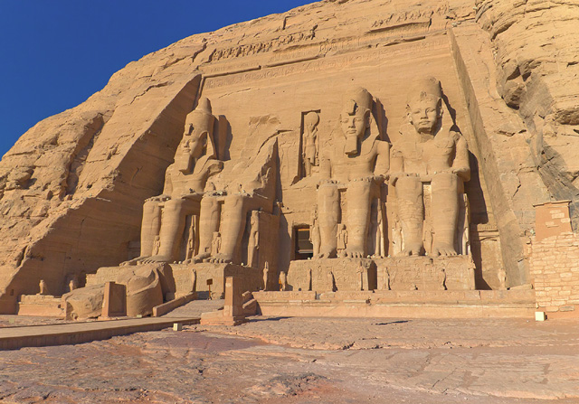 Tour to Abu Simbel