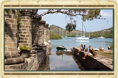 Best of Antigua Sightseeing Tour from the East Coast