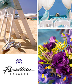 Aqua Wedding Package