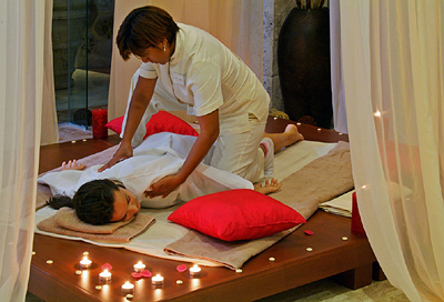 Glamorous Wedding Spa Package