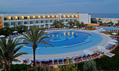 Resort Credit at Grand Palladium Palace Ibiza Resort & Spa