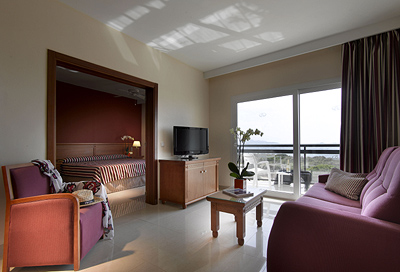 Suites at Grand Palladium Palace Ibiza Resort & Spa