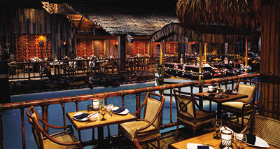 Contribution towards Dining at Tonga Room & Hurricane Bar