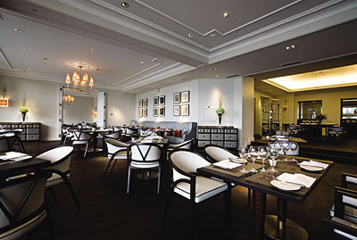 Contribution towards Dining at La Brasserie du Palace