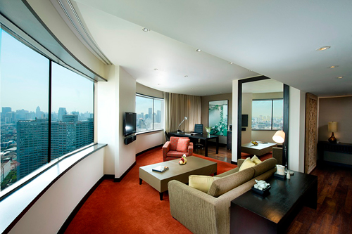 Upgrade to King Executive Plus Suite