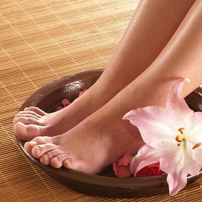 Drift Away Pedicure