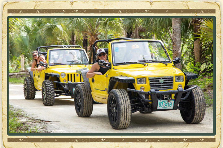 Island Buggy Adventure Nassau