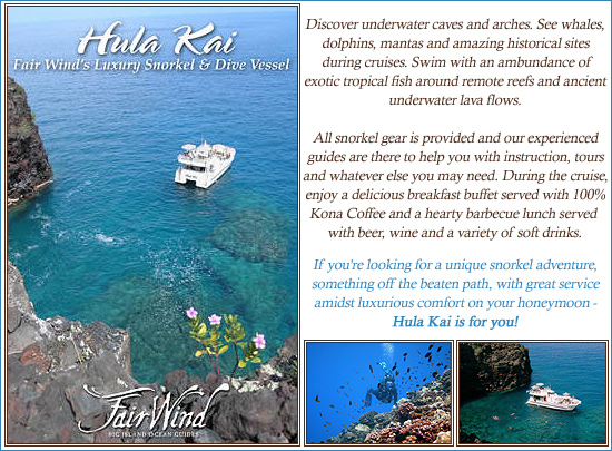 Cruise on the Hula Kai