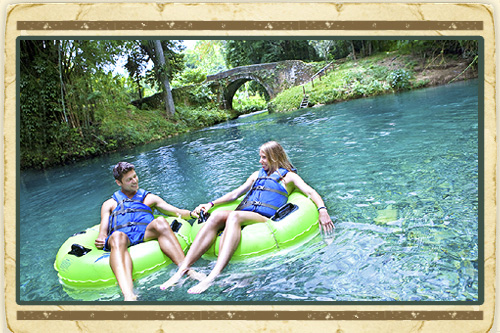 Jungle River Tubing
