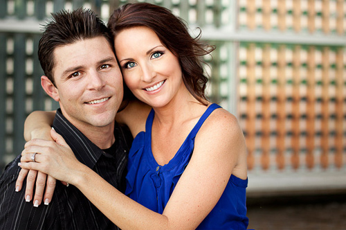 Jeanine Garrison and Dominic Digiovanna's Honeymoon Registry