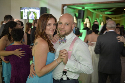 Melissa pagano wedding