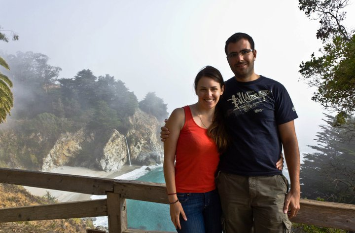 Kate Harrison and Alberto Solana's Honeymoon Registry